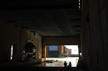 Base sous-marine intérieur - alvéole SNSM
